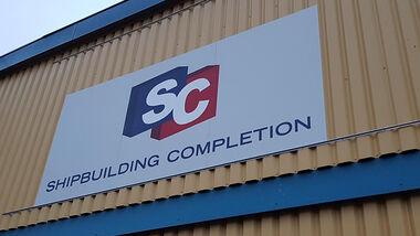 Shipbuilding Completion Oy Leijona työvaatteet