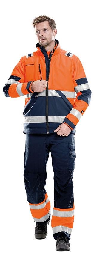 Fristads hoge zichtbaarheid werkkleding service transport