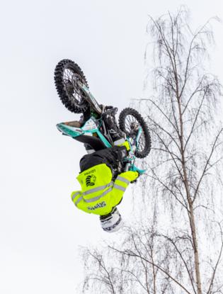 Sebastian Westberg Motocross Leijona