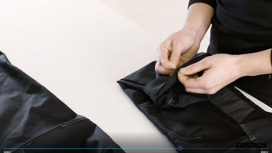 Rallonger vos pantalons