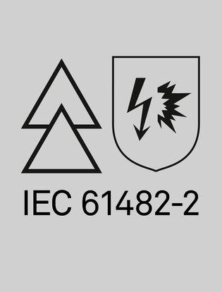 IEC 61482 ljusbågetestade skyddskläder