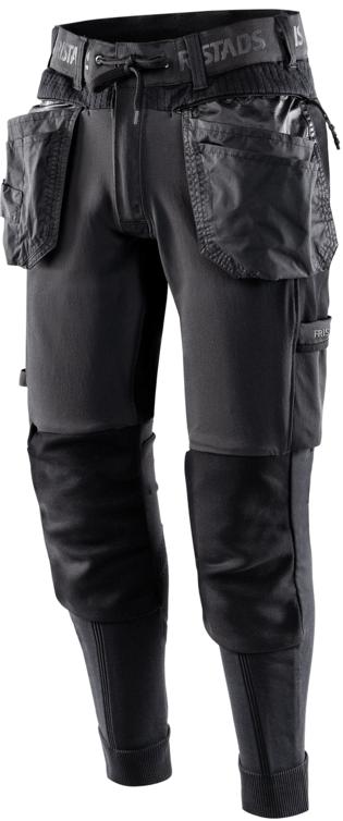 Rakentajan stretch housut 2621 STK