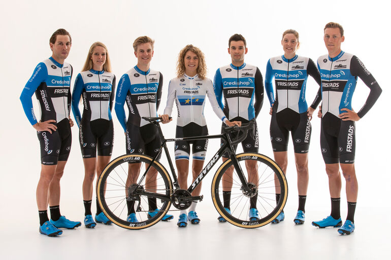 Cyclocross team Credishop-Fristads