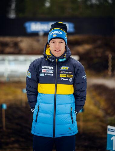 Sebastian Samuelsson Svenska skidskytteförbundet Fristads