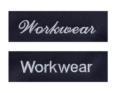 Logo embroidery - Fristads Kansas VAS