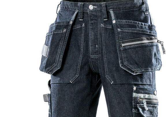Nouveau Gen Y pantalon d'artisan en denim stretch 2131 DCS