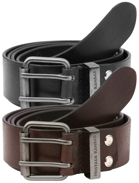 Leather belt 9126 LTHR