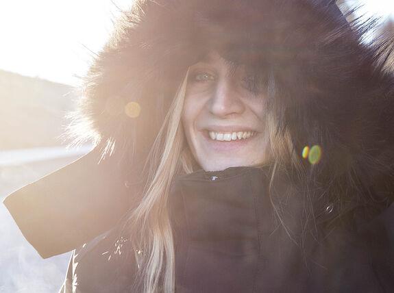 winterjacket goretex stay warm