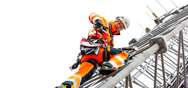 Fall protection and the Working Environment Act