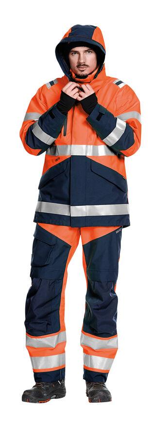 Fristads hoge zichtbaarheid werkkleding Gore-Tex