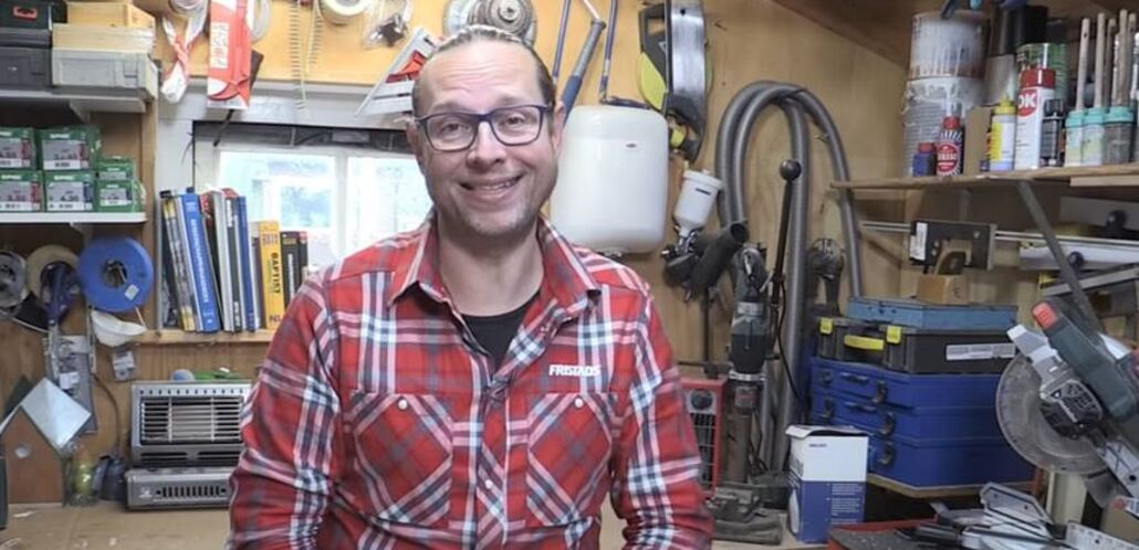 Dennis Mulder van het Youtube kanaal Mulder Maakt