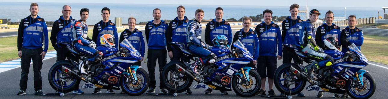 Kallio Racing team Leijona työvaatteet
