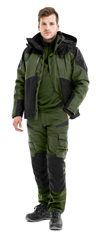 Fristads Fusion, voor een volledig werkkledingpakket in een uniforme stijl.