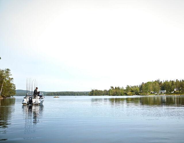 Inspiratie om te gaan vissen deze zomer.