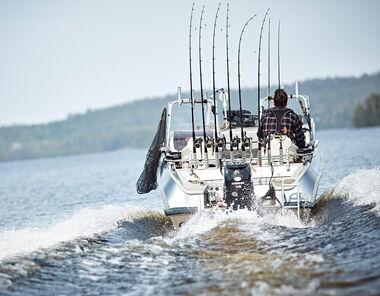 De droom over een grote visvangst